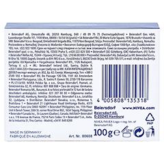NIVEA SEIFE Creme soft 100 Gramm - Rückseite