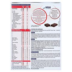 Optifast Riegel Schokolade 6x70 Gramm - Rückseite