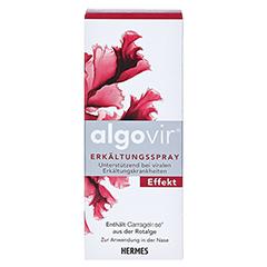 Algovir Effekt Erkältungsspray 20 Milliliter - Vorderseite