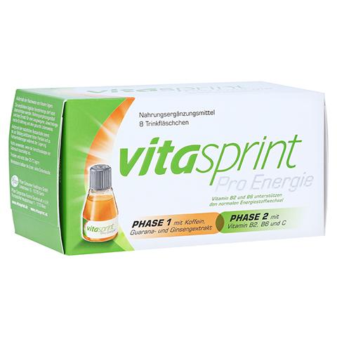 Vitasprint Pro Energie Trinkfläschchen 8 Stück