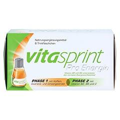 Vitasprint Pro Energie Trinkfläschchen 8 Stück - Vorderseite