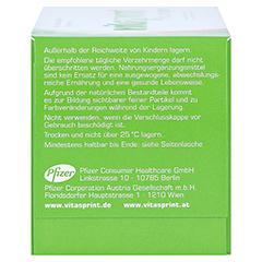 Vitasprint Pro Energie Trinkfläschchen 8 Stück - Linke Seite