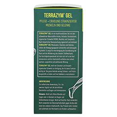 Terrazym Gel 100 Gramm - Linke Seite