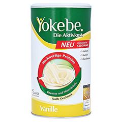 YOKEBE Vanille NF Pulver Starterpack 500 Gramm - Linke Seite