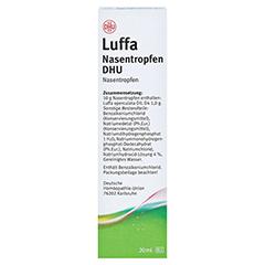 LUFFA NASENSPRAY DHU Dosierspray 20 Milliliter N1 - Linke Seite