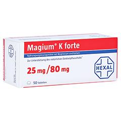 MAGIUM K forte Tabletten 50 Stück
