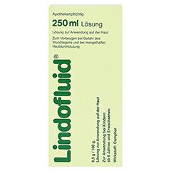 Lindofluid 0,5g/100g 250 Milliliter - Vorderseite