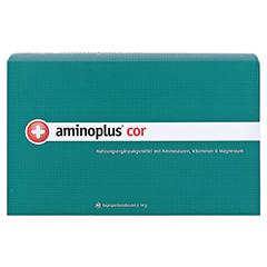 AMINOPLUS cor Granulat 30 Stück - Vorderseite