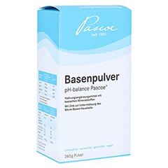 Basenpulver pH-balance Pascoe 260 Gramm