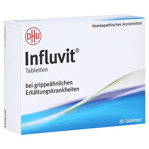 INFLUVIT Tabletten 80 Stück N1