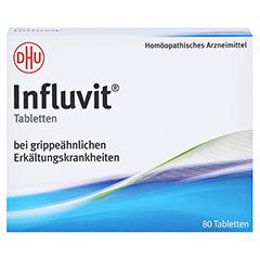 INFLUVIT Tabletten 80 Stück N1 - Vorderseite