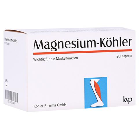 Magnesium Köhler 1x90 Stück