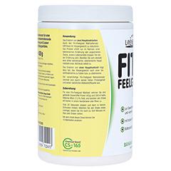 Layenberger Fit+Feelgood slim Banane-Quark 430 Gramm - Rückseite