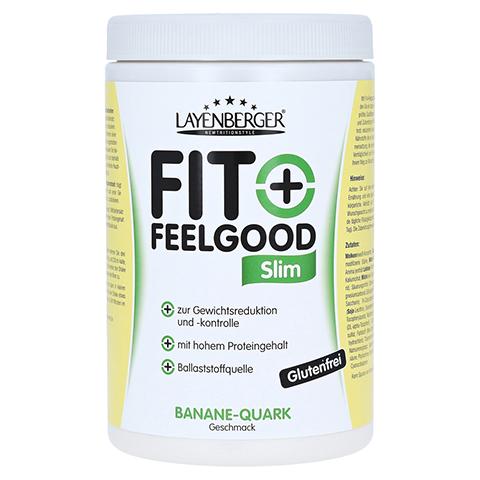Layenberger Fit+Feelgood slim Banane-Quark 430 Gramm