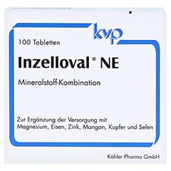Inzelloval NE 100 Stück - Vorderseite