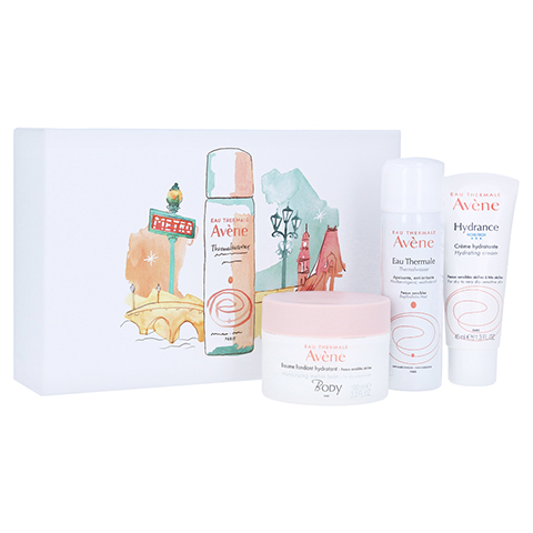 Avène Winter Beauty Secrets Box - Winterliche Pflegeroutine 1 Packung