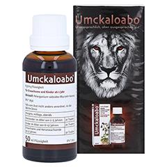 Umckaloabo + gratis Umckaloabo Taschentücher 50 Milliliter N2