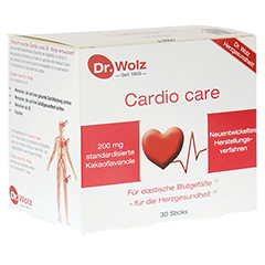 CARDIO CARE Dr.Wolz Pulver 30x2.5 Gramm
