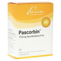 PASCORBIN Injektionslösung 10x5 Milliliter N2