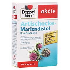 Doppelherz aktiv Artischocke-Mariendistel 30 Stück