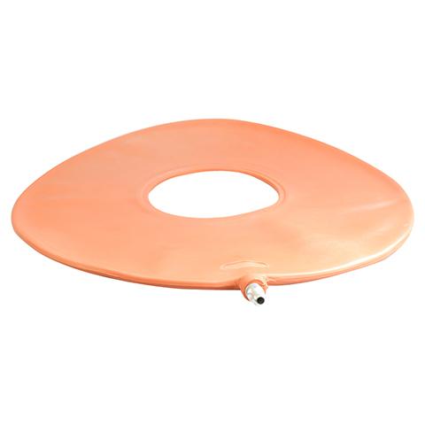 SITZRING/LUFTRING aufblasbar mit Pumpe 45 cm 1 Stück