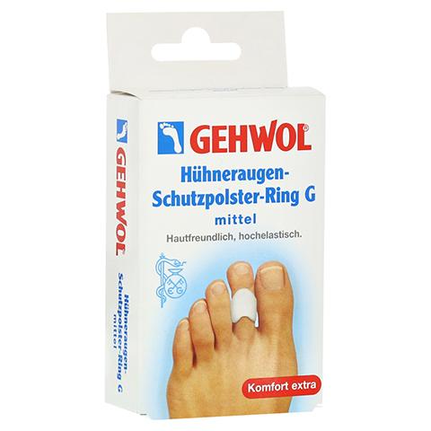 GEHWOL Hühneraugen-Schutzpolster-Ring G mittel 3 Stück