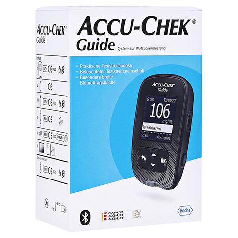 ACCU-CHEK Guide Set mg/dL 1 Stück
