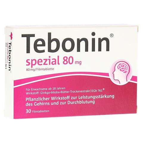 Tebonin spezial 80mg 30 Stück N1