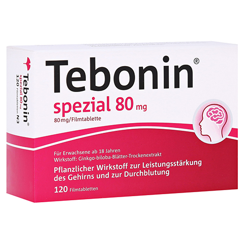 Tebonin spezial 80mg 120 Stück N3