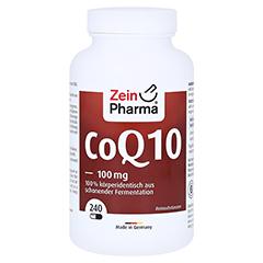 COENZYM Q10 100 mg Kapseln 240 Stück