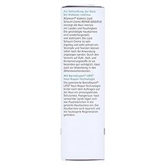 ALLPRESAN diabetic Repair sensitive Schaum-Creme 125 Milliliter - Rechte Seite