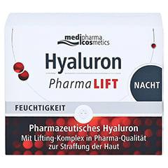 HYALURON PHARMALIFT Nacht Creme 50 Milliliter - Vorderseite