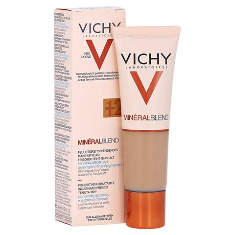 Vichy Mineralblend Make-up Fluid Nr. 12 Sienna 30 Milliliter