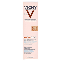Vichy Mineralblend Make-up Fluid Nr. 09 Agate 30 Milliliter - Rückseite