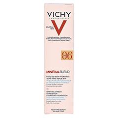 Vichy Mineralblend Make-up Fluid Nr. 06 Ocher 30 Milliliter - Rückseite