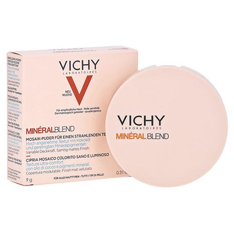 VICHY MINERALBLEND Mosaik-Puder medium 9 Gramm