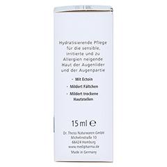 medipharma Dermastabil Augenlidcreme 15 Milliliter - Rechte Seite