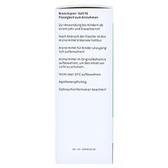 Bronchipret Saft TE 100 Milliliter N2 - Linke Seite