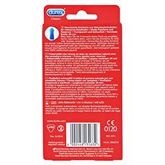 Durex Gefühlsecht Kondome 22 Stück - Rückseite