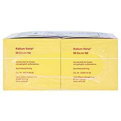 Kalium Verla 100 Stück N3 - Rechte Seite