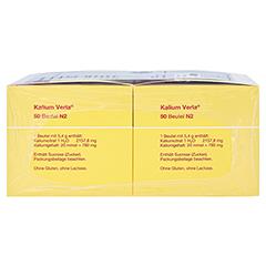 Kalium Verla 100 Stück N3 - Linke Seite