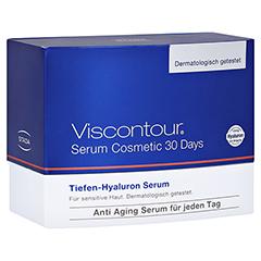 VISCONTOUR Serum Cosmetic Ampullen 30 Stück