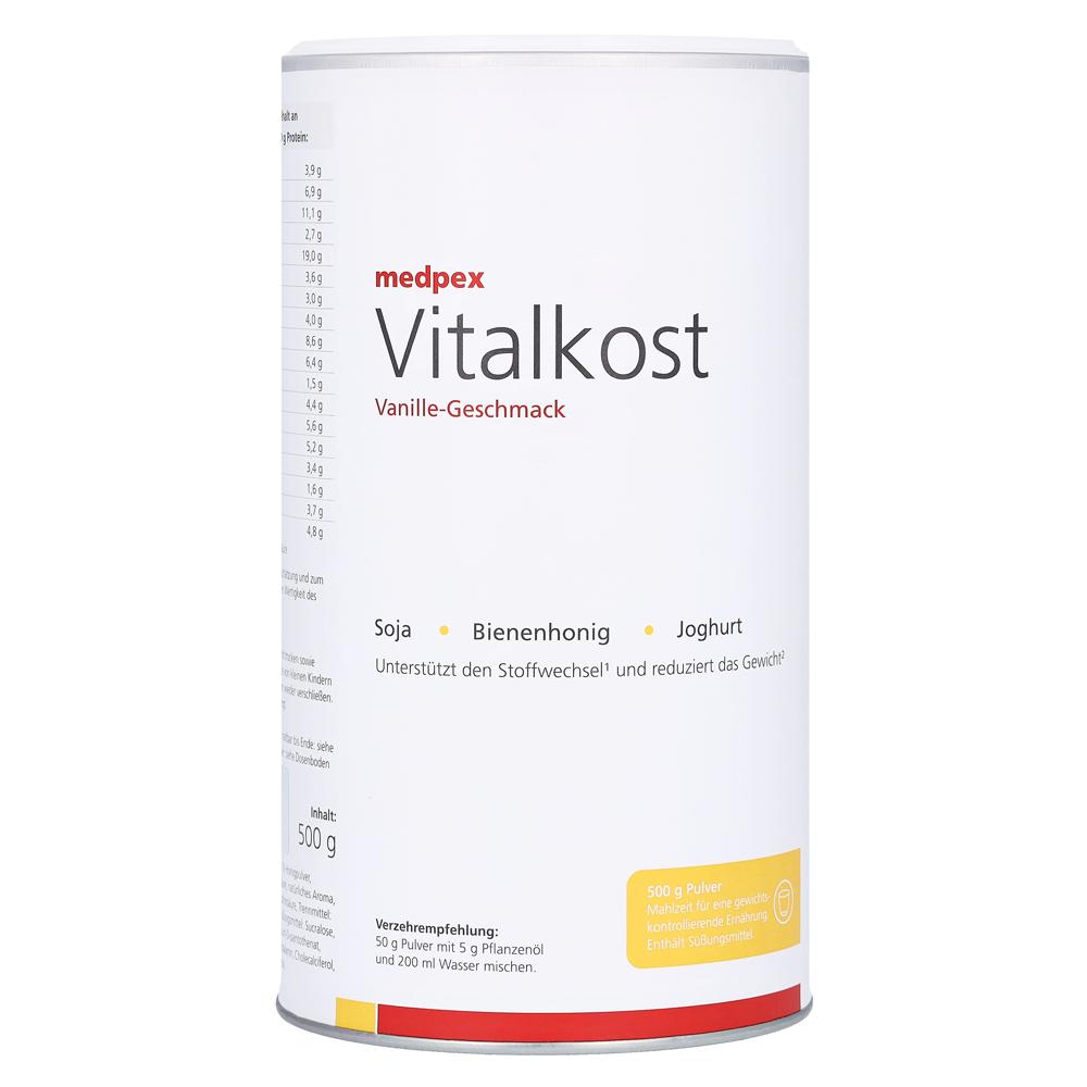 medpex-vitalkost-vanille-500-gramm