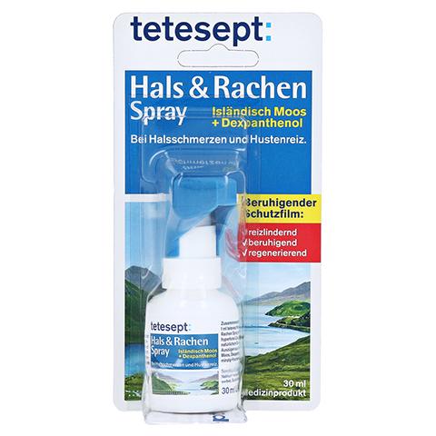 Tetesept Hals & Rachen Spray 30 Milliliter