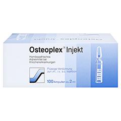 OSTEOPLEX Injekt Ampullen 100 Stück N3 - Rückseite