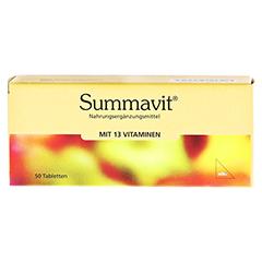 SUMMAVIT Tabletten 50 Stück - Vorderseite