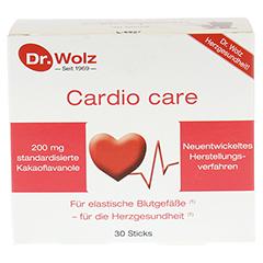 CARDIO CARE Dr.Wolz Pulver 30x2.5 Gramm - Vorderseite