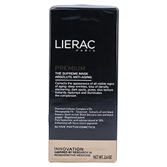 LIERAC Premium ultimative Maske 75 Milliliter - Vorderseite