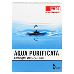 BAG IN A BOX Aqua Purificata 5 Liter - Vorderseite