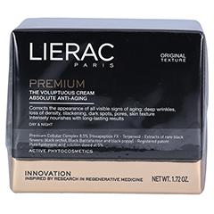 LIERAC Premium reichhaltige Creme 50 Milliliter - Vorderseite